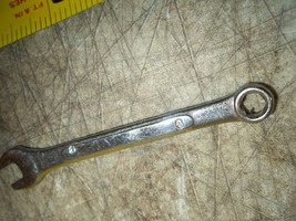"""Mini 1/4"""" Combo Combination Wrench 6 Pt Hex Box End 3-3/4"""" Long Drop Forged 6mm? - $6.68"""