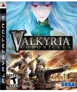 Valkyria Chronicles - Playstation 3 [video game] - $4.94