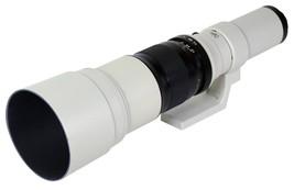 Oshiro 500mm f/6.3 Telephoto Lens for Nikon 1 J5 J4 J3 J2 S2 S1 V3 V2 V1... - $125.73
