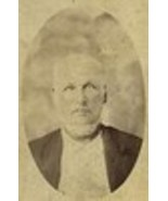 Mr. C. Rennie - Unknown location @1860's - $10.00