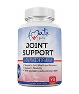 Joint Support Advanced Formula w/ Glucosamine and Chondroitin Pain Relief 90Tabs - $96.99