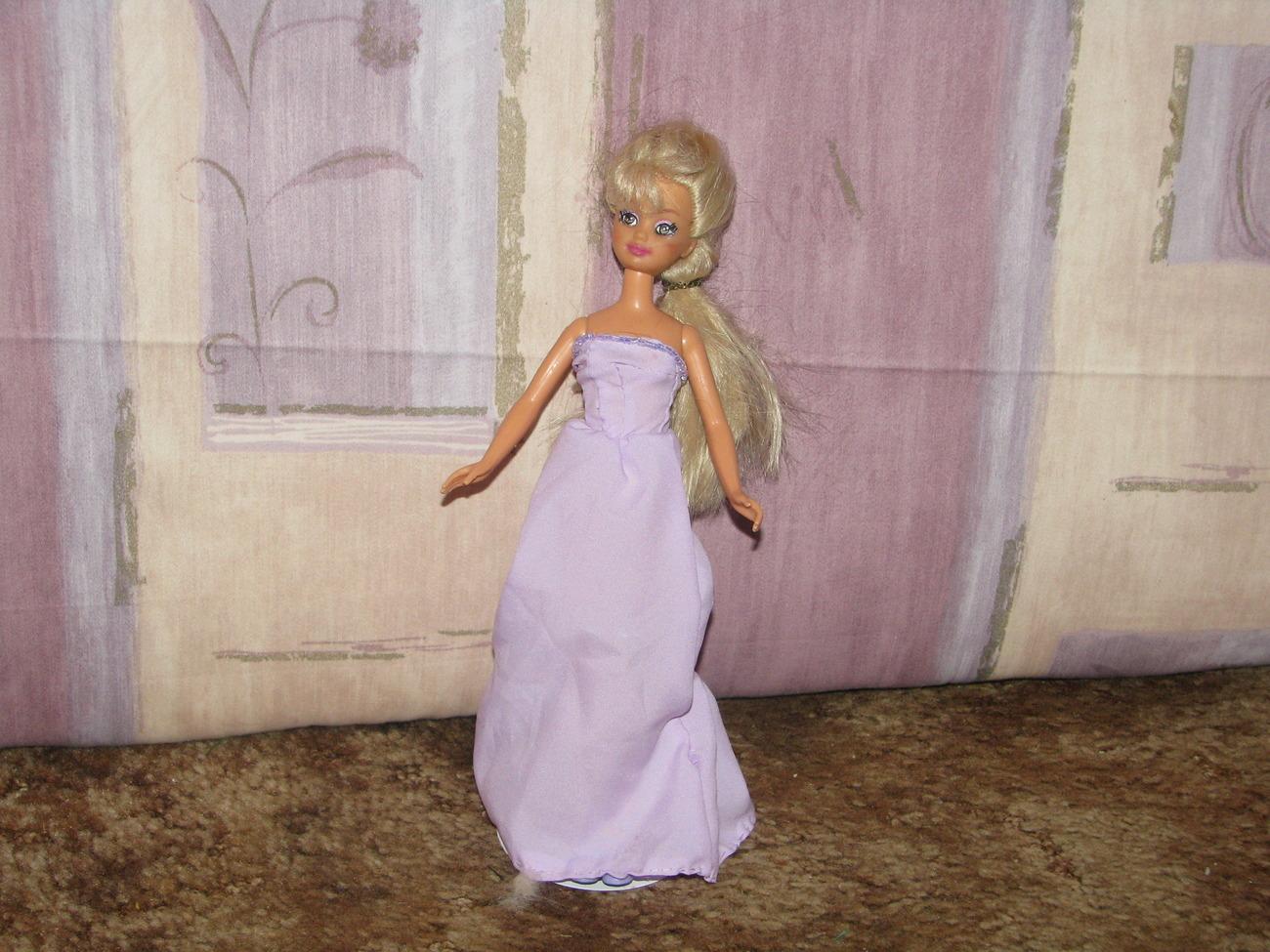 Fashion Doll Camille OOAK Skipper Barbie