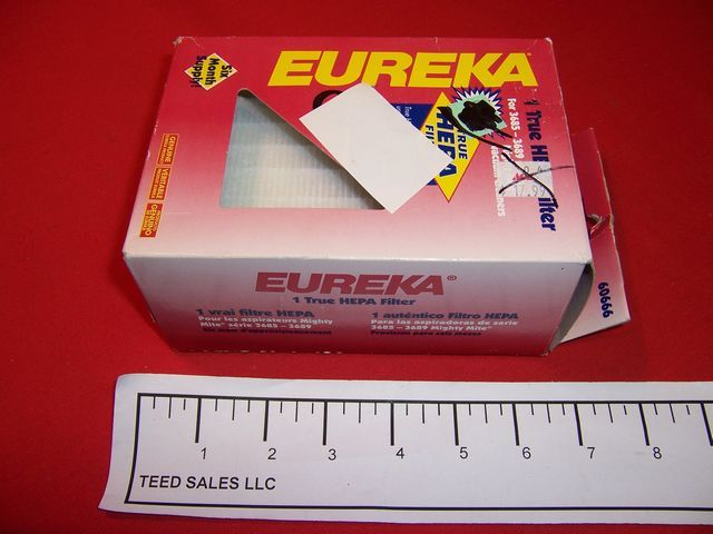 Eureka HEPA Filter for Mighty Mite Canisters 3685-3689 Series