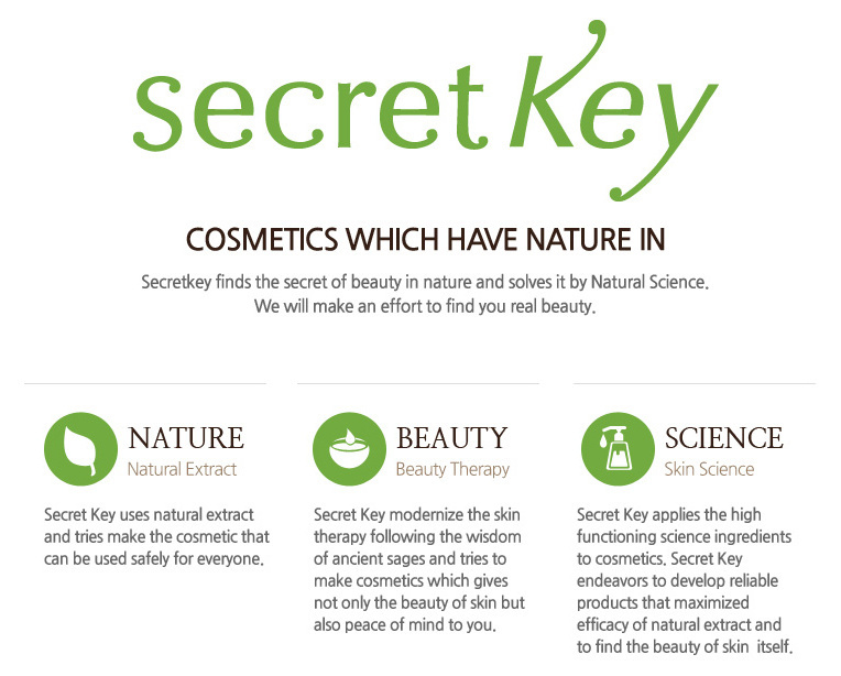 Secret Key Secret Key Secret Kiss  Nature Recipe Mask Pack 10Sheets SET / POMEGR