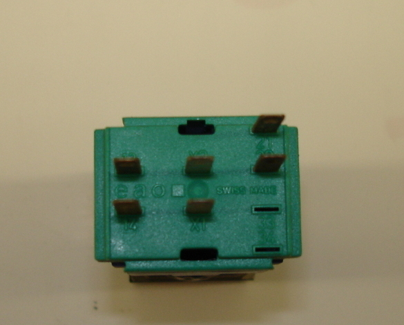 EA0 Push Button Switch 61-1120.0