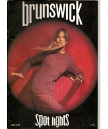 Brunswick Spot Lights Volume 684 1972 Knit & Crochet Fashion Patterns Vi... - $8.50
