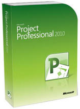 Microsoft Project 2010 Professional 32/64 Bit - 1PC Lifetime License Code - $12.95