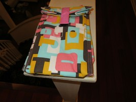 """Insulated Lunch Bag , Self , Multi Color , 11""""X6""""X31/2"""" , Old / New Inve... - $9.90"""