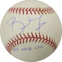 Brett Myers signed Official Major League Baseball 1st MLB Win - $21.95