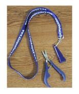 "5"" Heritage Nipper Scissor & Lanyard - $18.00"