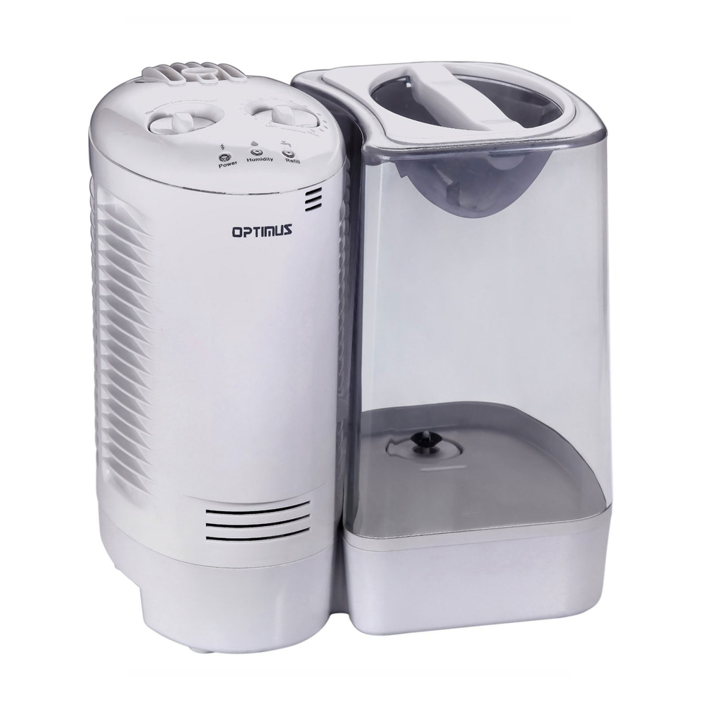 Optimus 3.0 Gallon Warm Mist Humidifier with Wicking Vapor System