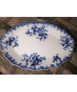 Grindley Flow Blue China Platter England - 8.5 ... - $79.99