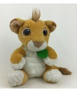 "Authentic Lion King Baby Simba Talking 13"" Plush Stuffed Toy Vintage 199... - $31.14"