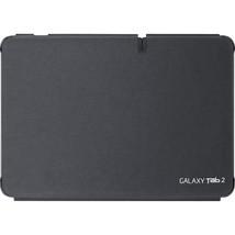 Samsung EFC-1H8N Carrying Case (Book Fold) for 10.1 Tablet PC - Black - $21.19