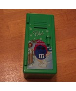 M&M's Locker Coin Bank - $4.99