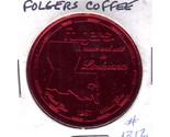 Folgers coffee token thumb155 crop