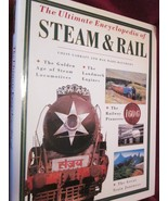 The Ultimate Encyclopedia Of Steam and Rail Col... - $24.99