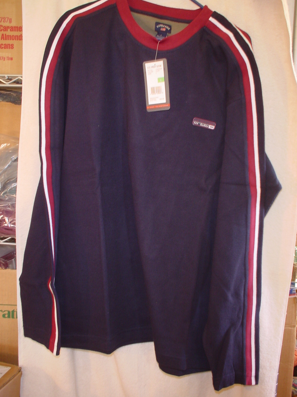 US Polo Assn Long Sleeve Sweatshirt M/L/XL/2XL NWT