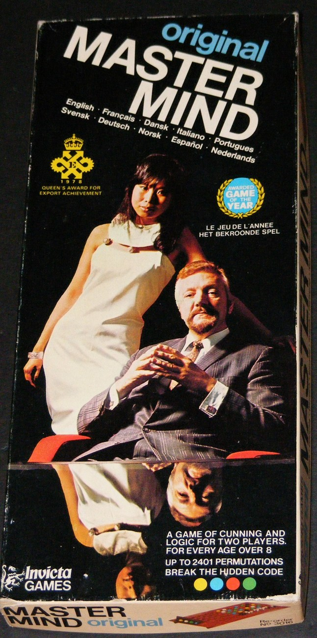 Primary image for 1976 Original Mastermind Game