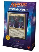 Magic The Gathering MTG Commander 2017 Deck - Arcane Wizardry - $67.62