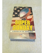 Super Sunday VHS - $3.00