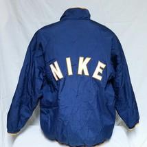 VTG Nike Winter Jacket Ski Coat Spell Out ACG 90s Jordan Basketball Swoo... - $79.99
