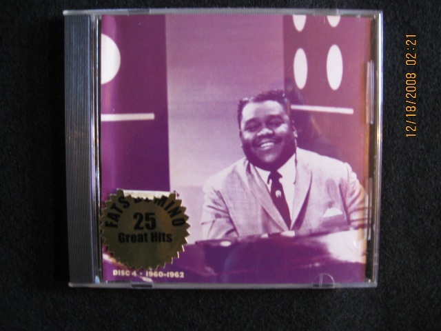 "Primary image for Antoine ""Fats"" Domino-They Call Me The Fat Man"