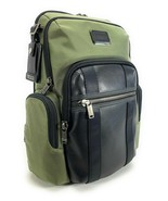 Tumi Alpha Bravo Nellis Laptop Business Casual Backpack Tundra Green Limited - $296.99