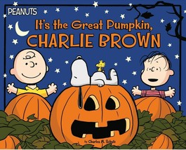 IT'S THE GREAT PUMPKIN CHARLIE BROWN POSTER 24 X 24 Inches HALLOWEEN  - $20.89