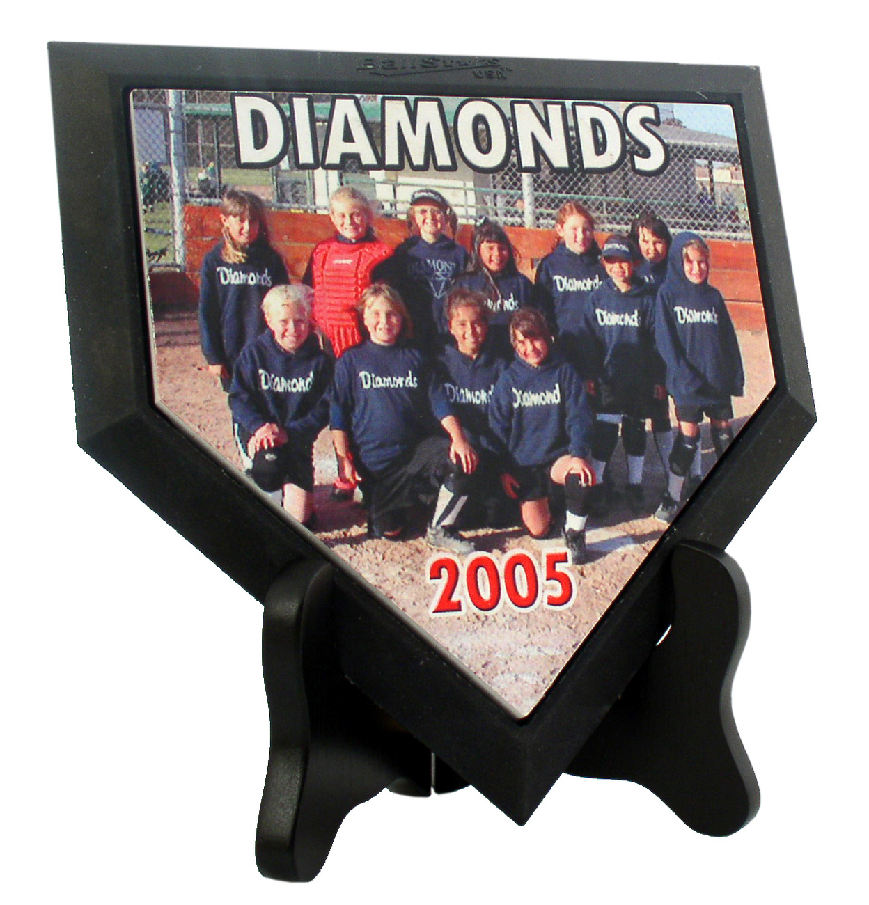Primary image for Personalized Home Plate Coach, Player, Team,  Award Gifts