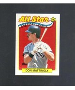 Topps 1989 Baseball All Star American League, #... - $1.75