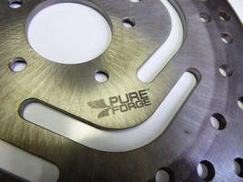 Pure Forge 1-000471 Motorcycle Brake Rotor image 2