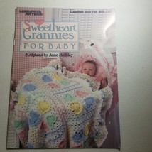 Sweetheart Grannies for Baby Afghans Leisure Arts Leaflet 2978 by Anne H... - $8.58