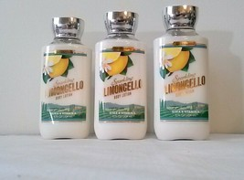 Bath & Body Works SPARKLING LIMONCELLO Body Lotion Signature Collection ... - $29.65