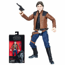 Star Wars The Black Series Han Solo #62 Solo A Star Wars Story Action Fi... - $12.86