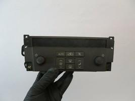 #4912H CADILLAC STS 08 09 10 11 OEM DASH TEMP AC HEAT AIR CLIMATE CONTRO... - $30.00