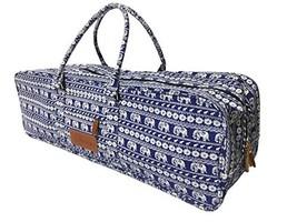 Aozora Yoga Mat Bag with Pocket and Zipper Elephant - $550,55 MXN