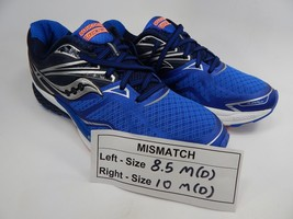 MISMATCH Saucony Ride 9 Men's Shoes Size 8.5 M (D) Left & 10 M (D) Right