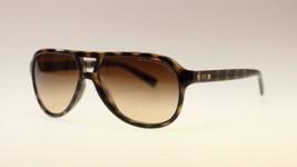 Armani Exchange AX4011 803713 Tortoise Aviator Men's Sunglasses 59mm Aut... - $76.63
