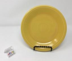 "Fiesta Sunflower Yellow Salad Plate 7 1/4"" Diameter - $17.99"