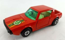 Matchbox Superfast No. 62 Renault 17TL Red Diecast 1974 - $8.91