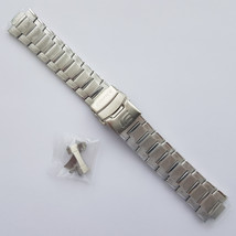 Genuine Replacement Watch Band 20mm Stainless Steel Bracelet Casio EFA-1... - $33.60