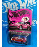 Hot Wheels Red Line Club Exclusive 2019 Convention Party Custom Corvette... - $85.00