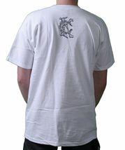 KR3W x Crooks & Castles Colab Union Clan Black or White T-Shirt NWT image 8