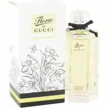 Gucci Flora Glorious Mandarin 3.4 Oz Eau De Toilette Spray image 6
