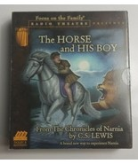 The Horse And His Boy Cassette Audiobook From THE CHRONICLES OF NARNIA - $16.82