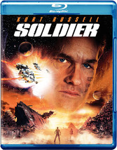 Soldier (Blu-Ray/Ws-16X9/Eng-Sp-Fr Sub)