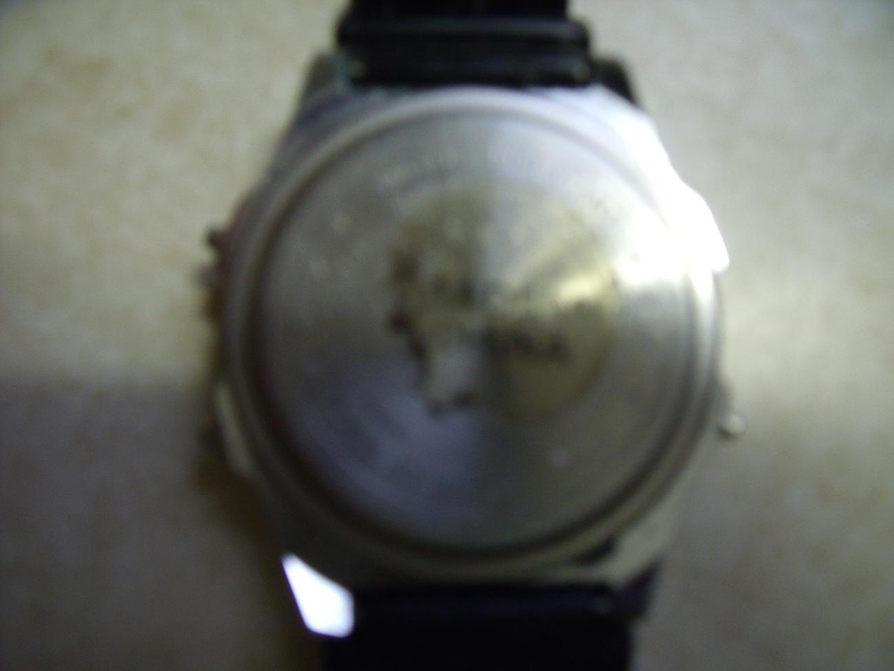 Wilson Ironman water resistant Watch-circa 1980's