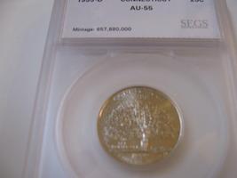 1999-D Connecticut State Quarter - $10.00