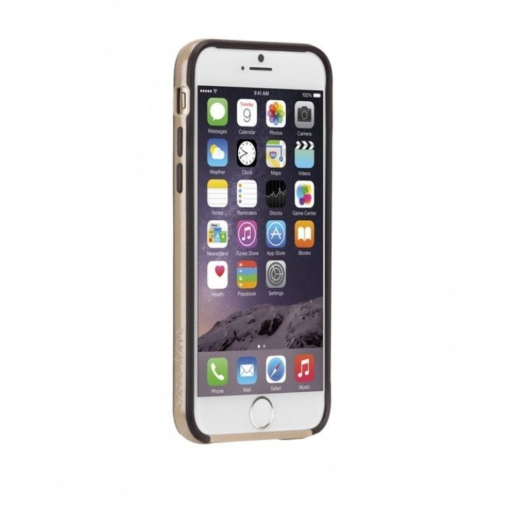 CaseMate Tough Frame TWO Shockproof Cases Bumpers for iPhone 6, iPhone 6S